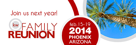 Keller Williams Realty Family Reunon 2014