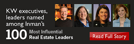 Keller Williams in Inman News