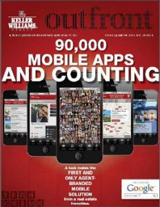Keller Williams Realty Outfront Magazine