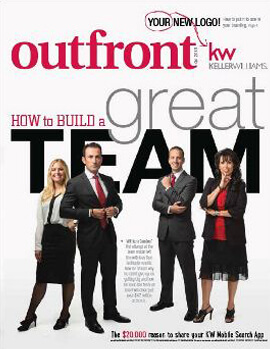keller williams outfront magazine