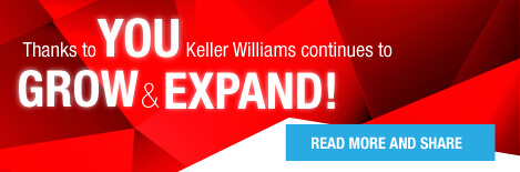 keller williams realty growth