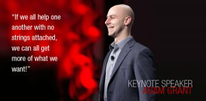 adam grant keller williams keynote speaker
