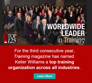 keller williams worldwide leader in treaning